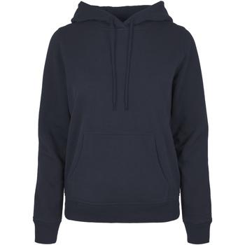 textil Dame Sweatshirts Build Your Brand BB007 Navy