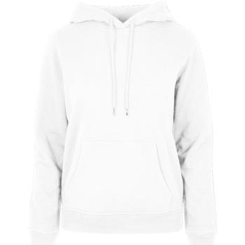 textil Dame Sweatshirts Build Your Brand BB007 White