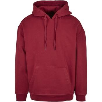 textil Herre Sweatshirts Build Your Brand BB006 Burgundy