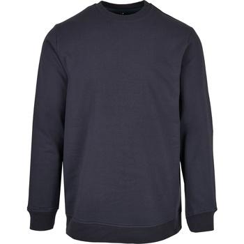 textil Herre Sweatshirts Build Your Brand BB003 Navy