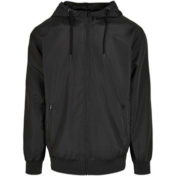 textil Herre Jakker Build Your Brand BY151 Black