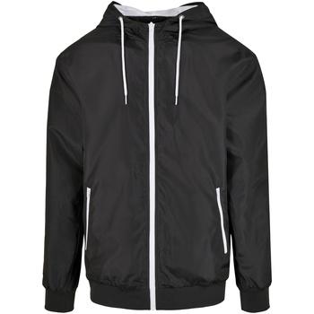 textil Herre Jakker Build Your Brand BY151 Black/White