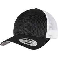 Accessories Kasketter Flexfit YP162 Black/White
