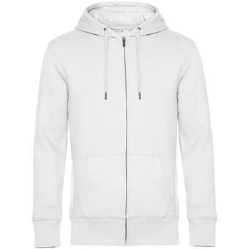 textil Herre Sweatshirts B&c  White