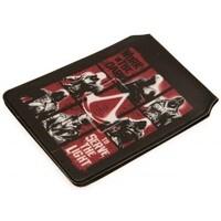 Tasker Tegnebøger Assassins Creed  Black/Red