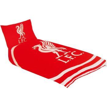 Indretning Dynebetræk Liverpool Fc TA2736 Red