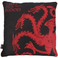Indretning Puder Game Of Thrones TA4312 Black/Red