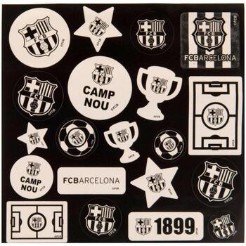Indretning Skilte og plakater Fc Barcelona TA6227 White/Black