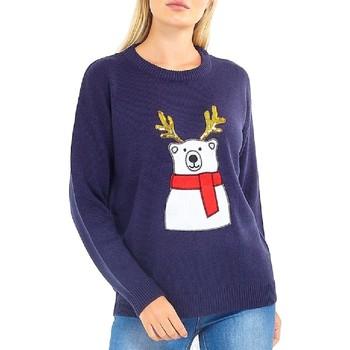 textil Dame Sweatshirts Brave Soul  Navy