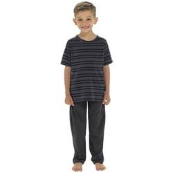 textil Dreng Pyjamas / Natskjorte Tom Franks  Grey