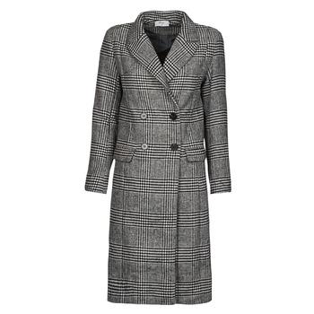 textil Dame Frakker Betty London PIXIE Sort / Grå