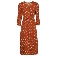 textil Dame Lange kjoler Betty London PAXONE Rustrød
