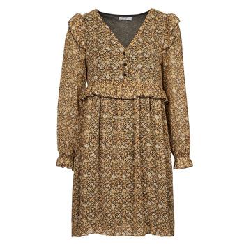textil Dame Korte kjoler Betty London PIXONE Brun