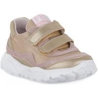 Sko Pige Sneakers Naturino FALCOTTO Q75 AMANTHEA ROSE Rosa