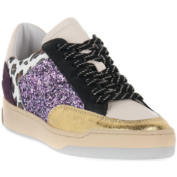 Sko Dame Lave sneakers At Go GO 4175 DUCK ORO Beige