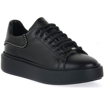 Sko Dame Lave sneakers Frau DYLAN NERO STUD Nero