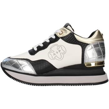 Sko Dame Lave sneakers Apepazza F1MIDHIGH07/LEA WHITE