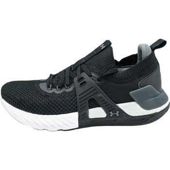 Sko Herre Sneakers Under Armour UA Project Rock 4 Sort