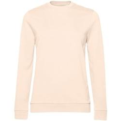 textil Dame Sweatshirts B&c WW02W Pale Pink