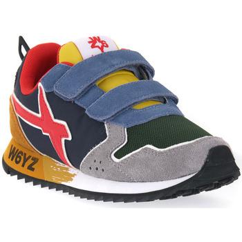 Sko Pige Sneakers W6yz 2B08 JET VL J DARLK GREY Grigio