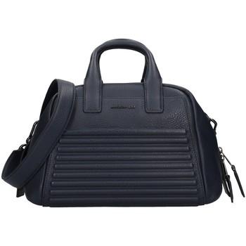 Tasker Håndtasker m. kort hank Mandarina Duck P10JDT01 BLUE