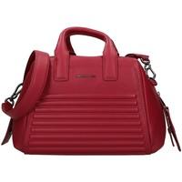 Tasker Håndtasker m. kort hank Mandarina Duck P10JDT01 RED