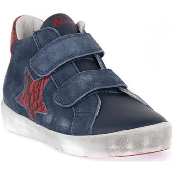 Sko Pige Sneakers Naturino C02 DORRIE VL Blu