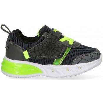 Sko Dreng Sneakers Bubble 58921 Grå