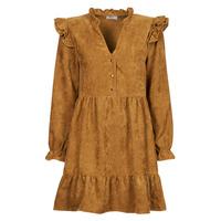 textil Dame Korte kjoler Betty London PRIXOUTE Kamel