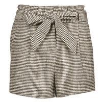 textil Dame Shorts Betty London PRICSOU Sort / Beige