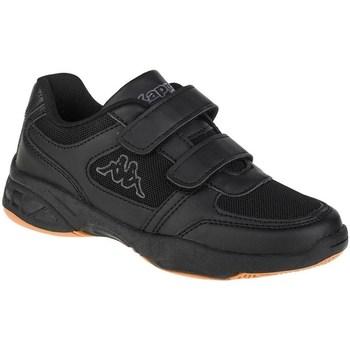 Sko Børn Lave sneakers Kappa Dacer K Sort