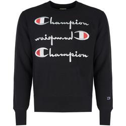 textil Herre Sweatshirts Champion  Sort