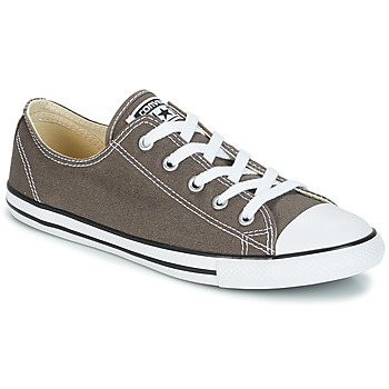 Sko Dame Lave sneakers Converse ALL STAR DAINTY OX Antracit