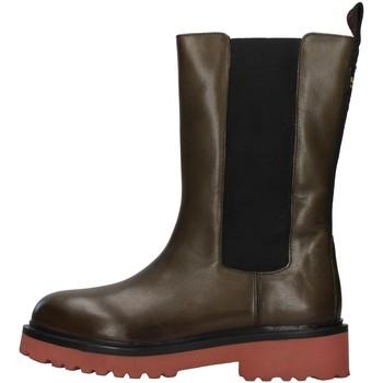 Sko Dame Chikke støvler Blauer F1IVY02/LEA GREEN