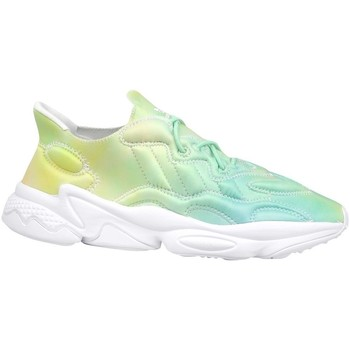 Sko Dame Lave sneakers adidas Originals Ozweego W Celadon