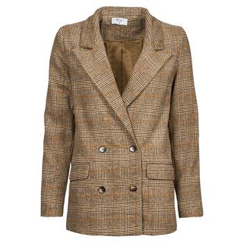 textil Dame Jakker / Blazere Betty London PANOPI Brun