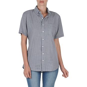 Skjorter m korte ærme American Apparel RSACP401S (1417699019)