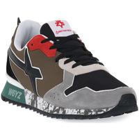 Sko Herre Lave sneakers W6yz 1B95 JET M BALCK ZUCCA Grigio