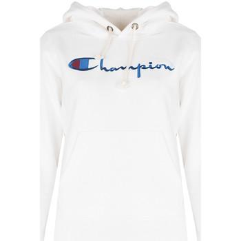 textil Dame Sweatshirts Champion  Hvid
