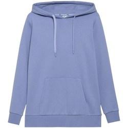 textil Dame Sweatshirts 4F BLD352 Blå