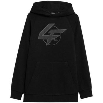 textil Herre Sweatshirts 4F BLM021 Sort