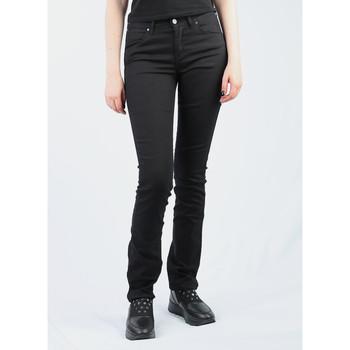 textil Dame Smalle jeans Wrangler Caitlin Slim Leg W24CBI33L black