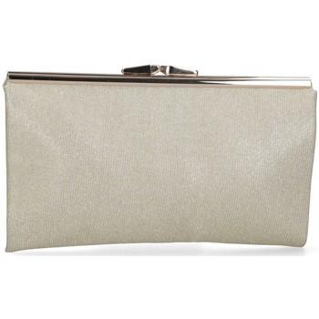 Tasker Dame Håndtasker m. kort hank Luna Collection 59717 Guld