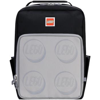 Tasker Dreng Rygsække  Lego Tribini Classic Backpack Large Grå