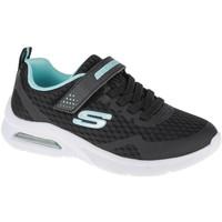 Sko Dreng Lave sneakers Skechers Microspec Max Sort
