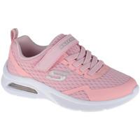 Sko Pige Lave sneakers Skechers Microspec Max Pink