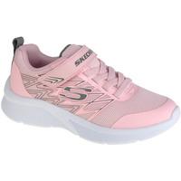 Sko Pige Lave sneakers Skechers Microspec-Bold Delight Pink