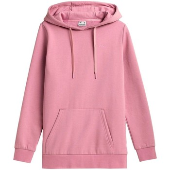 textil Dame Sweatshirts 4F BLD352 Pink