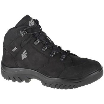 Sko Herre Høje sneakers 4F OBMH251 Sort