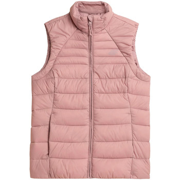 textil Dame Dynejakker 4F Women's Vest Pink